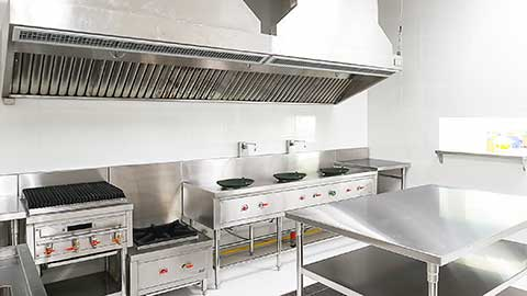 Commercial Kitchen Manufature and Installation