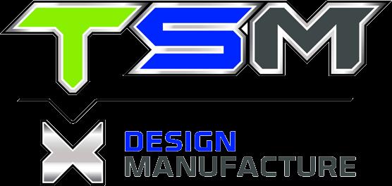 TSM Townsville Sheet Metal Logo
