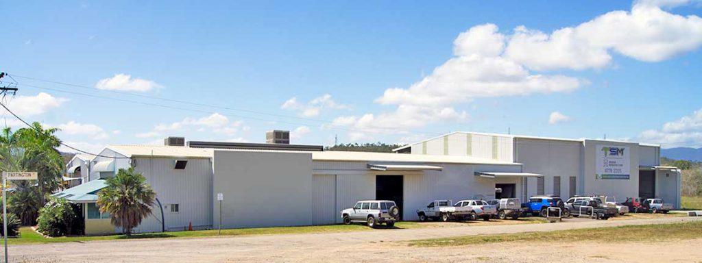 Townsville Sheetmetal Manufacturing Facility at Stuart