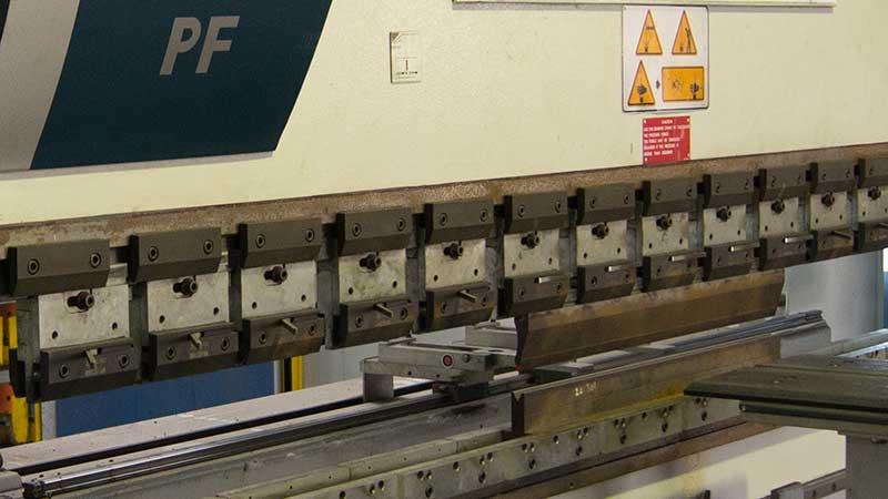 Sheetmetal Folding and Pressing