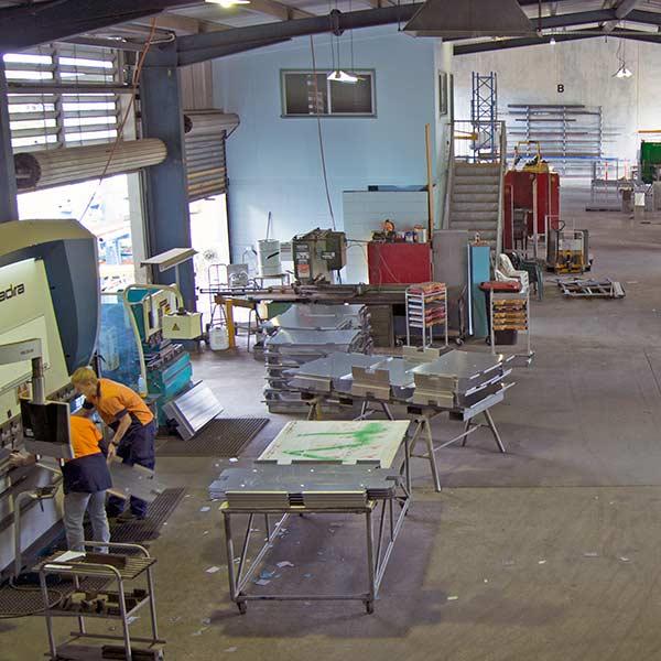 Townsville Sheetmetal Workshop